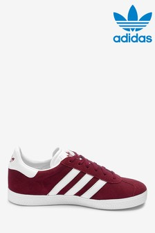 adidas Originals Burgundy Gazelle Youth
