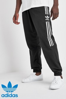adidas Originals Black Lock Up Woven Track Pant