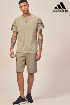 adidas Stadium Grey Heather ID Remix Short