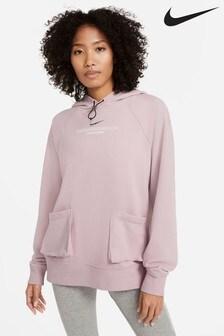 Nike Lilac Sportswear Swoosh Pullover Hoody