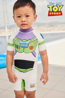 Toy Story Buzz Lightyear Sunsafe Swimsuit (3mths-6yrs)