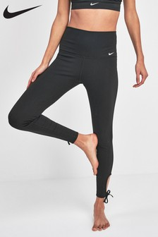 Nike Yoga Black 7/8 Leggings