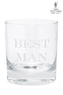 English Pewter Company Best Man Tumbler
