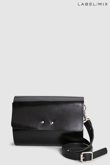Mix/Kate Sheridan Smooth Leather Rhythm Bag