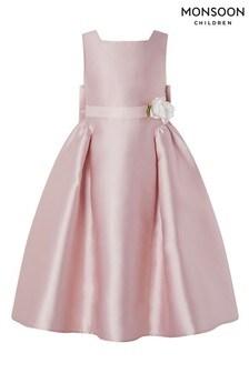 Monsoon Cynthia Pink Maxi Dress