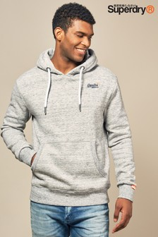 Superdry Label Overhead Hoody