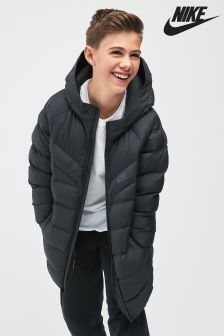 Nike Black Filled Jacket