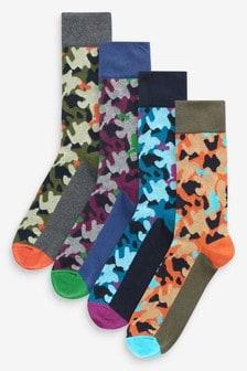 Socks Four Pack