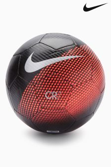 Nike Black/Pink CR7 Football