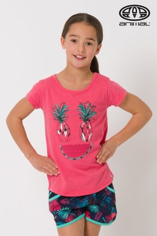 Animal Pink Fruity Graphic Tee