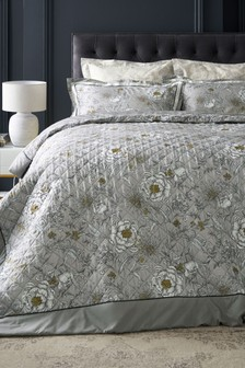 Heritage Floral Throw