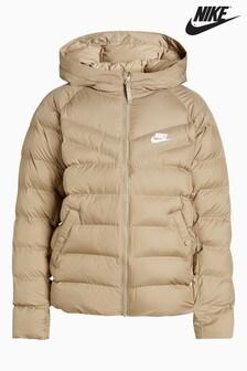 Nike Jacke, Khaki
