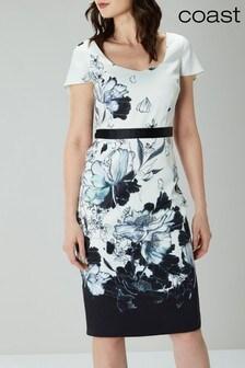 Coast White Liberty Printed Shift Dress
