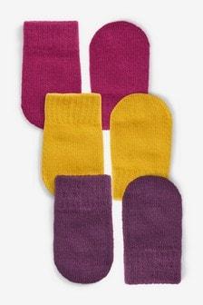 3件組連指手套 (小)