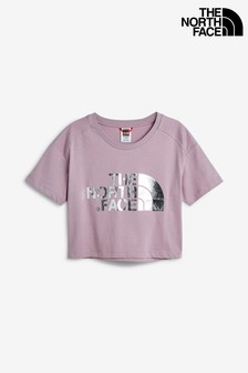 The North Face® Youth Cropped T-Shirt