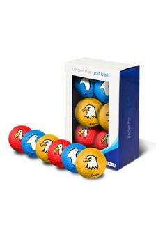 Longridge Golf Balls Six Pack