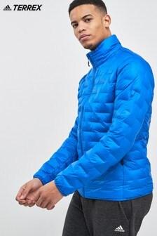 adidas Terrex Blue Light Down Jacket