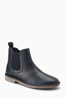 Leather Chelsea Boots (Older)