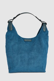 Corduroy Hobo Bag