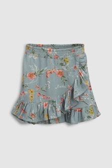 Frill Tie Skirt (3-16yrs)