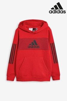 adidas Red ID Overhead Hoody