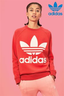 adidas Originals Oversized Sweat Top