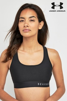 Under Armour Mid Cross Back Bra