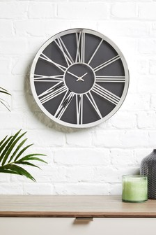 Wall Clocks Large Wall Clocks Wooden Wall Clocks Next