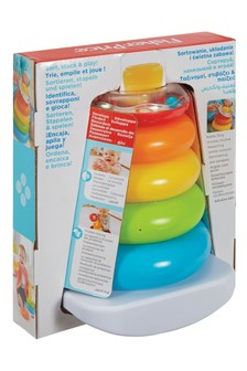 Fisher-Price Rock-A-Stack Rings
