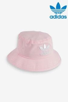 adidas Originals Kids Pink Bucket Hat