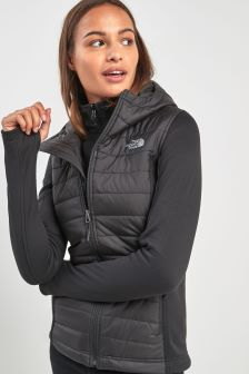 The North Face® Black Mashup Hoody