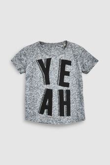 Yeah T-Shirt (3mths-6yrs)
