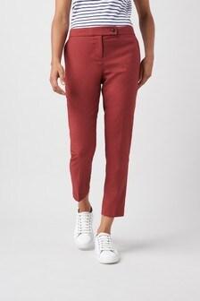 Sharkskin Slim Trousers