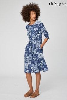 Thought Blue Kikii Dress