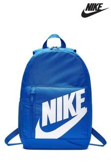 Nike Kids Blue Elemental Backpack