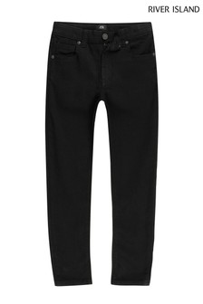 River Island Black Super Skinny Jeans