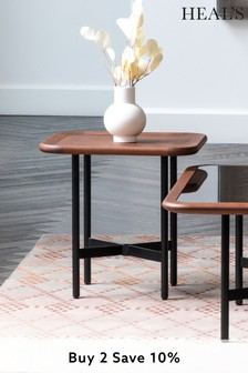 Emerson Square Side Table By HEAL'S
