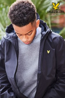 Lyle & Scott Windcheater Jacke