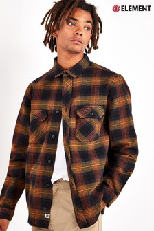 Element Wentworth Shadow Check Shirt