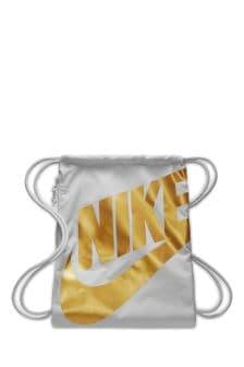 Nike Unisex Grey Heritage Gymsack