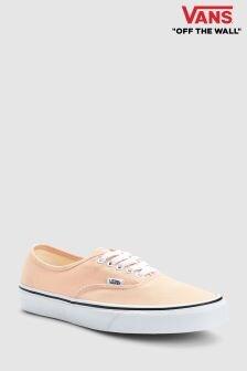 Vans Peach Authentic