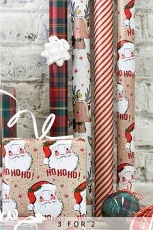 8M Santa Wrap Multipack