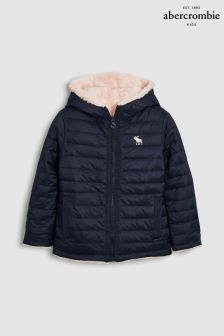 Abercrombie & Fitch Reversible Padded Jacket