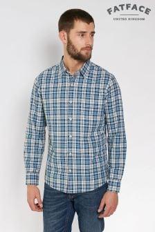 FatFace Indigo Froyle Check Shirt