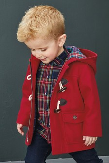 Duffle Coat (6mths-7yrs)