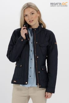 Regatta Navy Camryn Non Waterproof Jacket