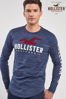Hollister Tech Running Long Sleeve T-Shirt