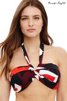 Phase Eight Multi Lana Floral Bikini Top