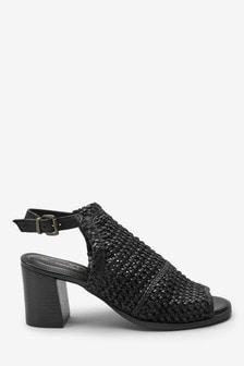 Weave Shoe Boots