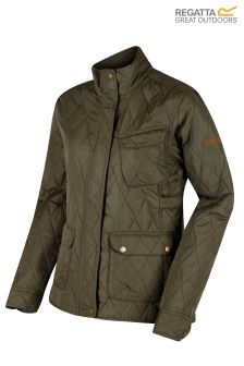 Regatta Green Camryn Non Waterproof Jacket